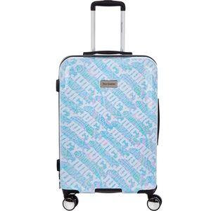 JUICY COUTURE Hardside 4wd Logo Medium Luggage